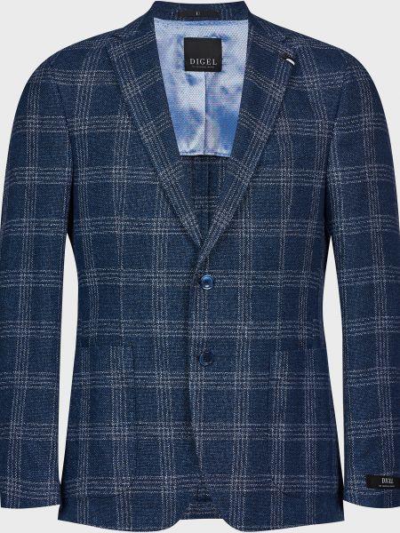 Пиджак на пуговицах - синий Digel