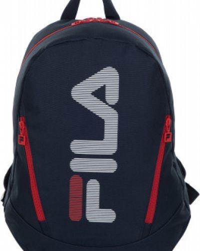 Рюкзак спортивный синий Fila