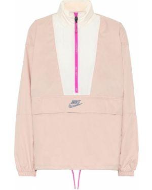 Спортивная куртка розовая куртка-жакет Nike