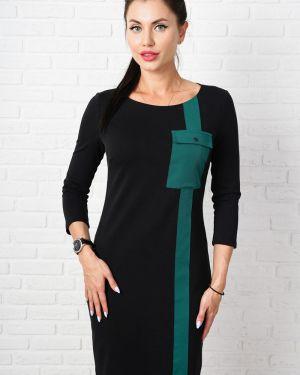 Платье платье-сарафан из футера Taiga