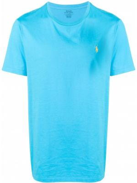 Koszula krótkie z krótkim rękawem klasyczna z logo Polo Ralph Lauren