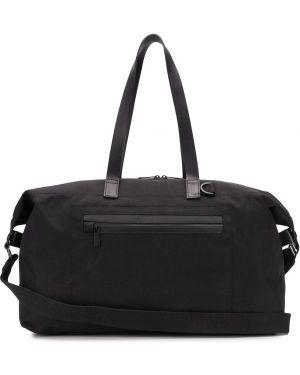 Черная нейлоновая дорожная сумка Ally Capellino