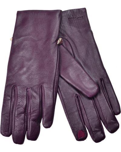 Перчатки фиолетовый Twin-set
