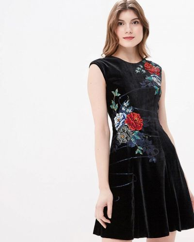 Вечернее платье - черное Karen Millen