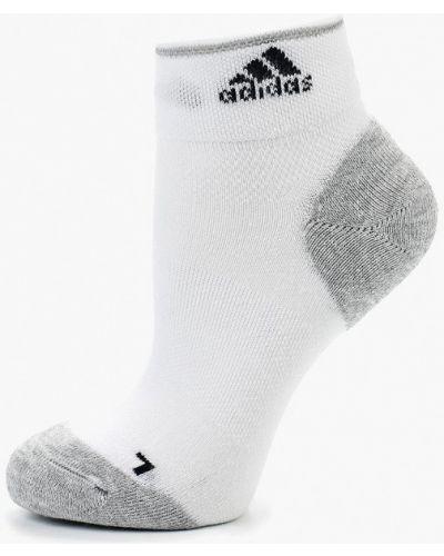 Белые носки Adidas