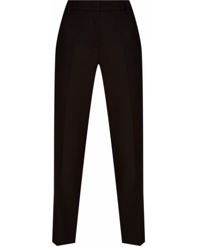 Классические брюки в полоску укороченные Essentiel Antwerp