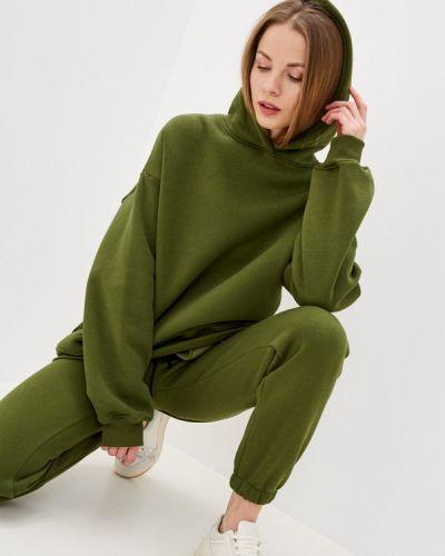 Зеленое худи Imocean