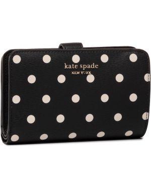 Portfel czarny Kate Spade
