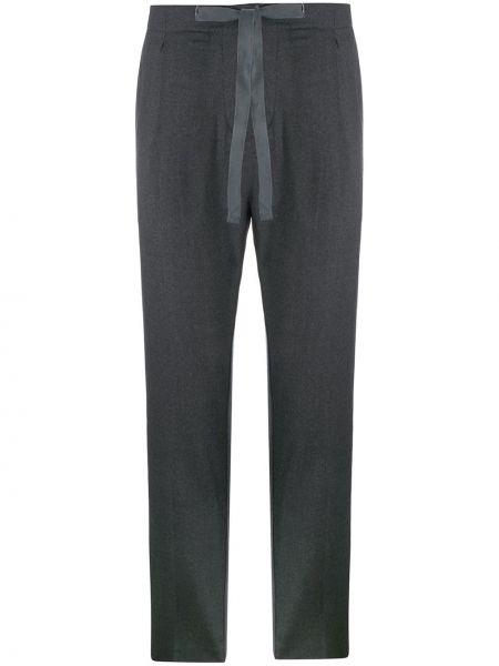 Прямые брюки с карманами новогодние Entre Amis