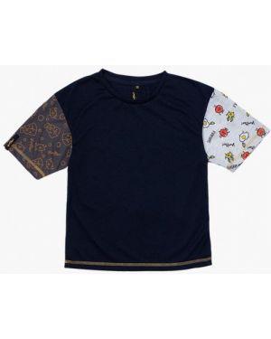 Синяя футболка Yumster