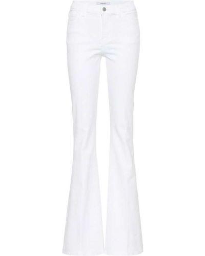 Расклешенные джинсы свободные mom J Brand