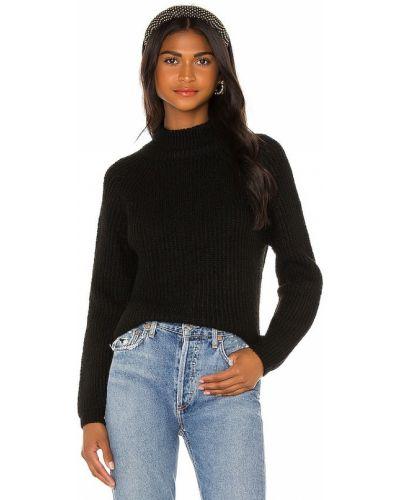 Кашемировый свитер - черный Cupcakes And Cashmere