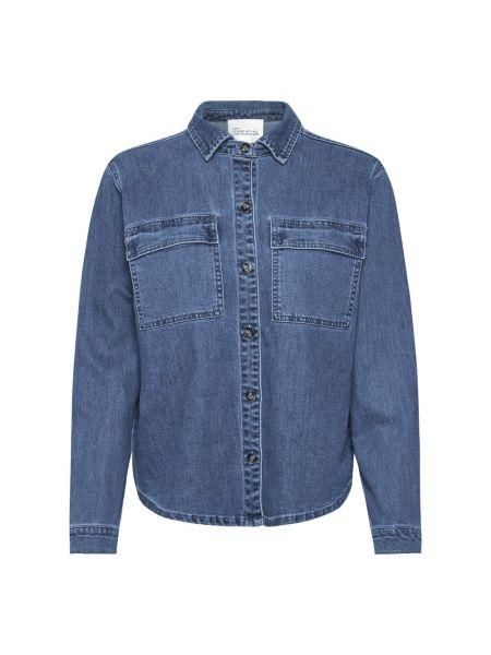 Koszula jeansowa - niebieska My Essential Wardrobe