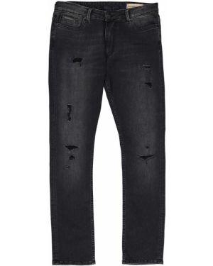 Синие джинсы с поясом Kaporal 5
