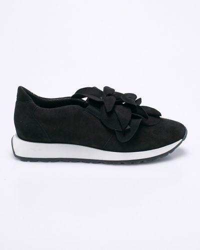 Черные туфли Gino Rossi