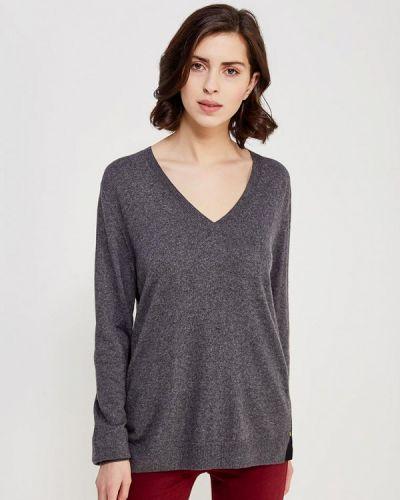 Серый пуловер 2018 Delicate Love