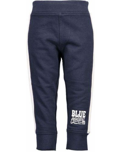 Spodnie czerwony niebieski Blue Seven