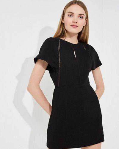 Черный комбинезон с шортами Armani Exchange