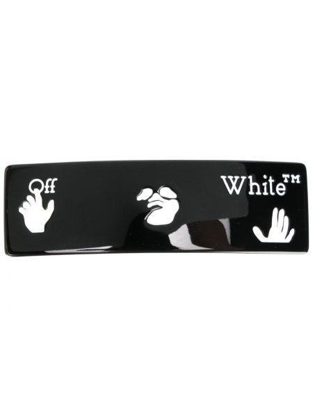 Klipsy z logo Off-white