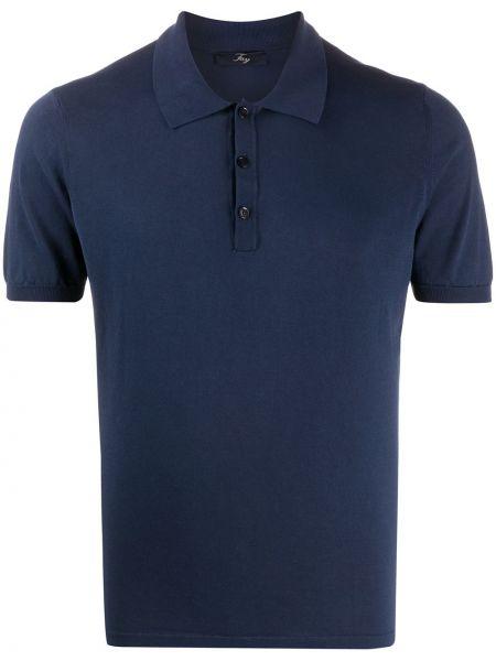 Koszula krótkie z krótkim rękawem klasyczna prosto Fay