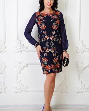 Платье с цветочным принтом платье-сарафан Taiga