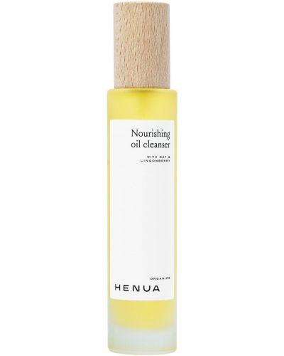 Skórzany olejek do opalania przezroczysty przeciw zmarszczkom Henua Organics