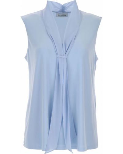 Niebieska koszulka na lato Joseph Ribkoff