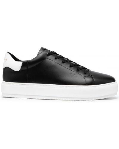 Białe buty sportowe skorzane Kurt Geiger London