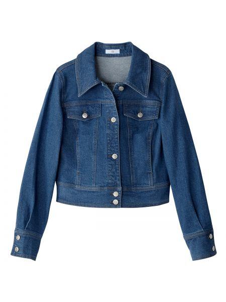 Джинсовая куртка укороченная куртка-жакет La Redoute Collections