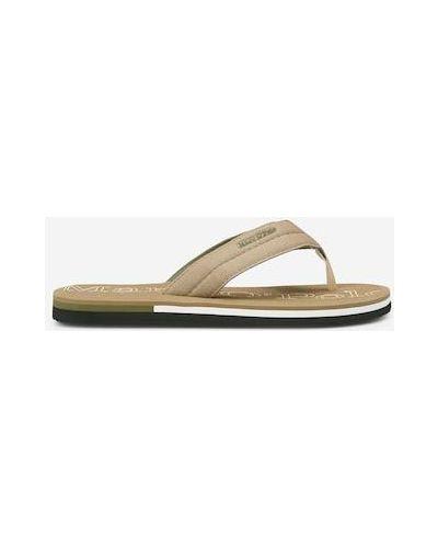 Żółte sandały na lato Marc O Polo