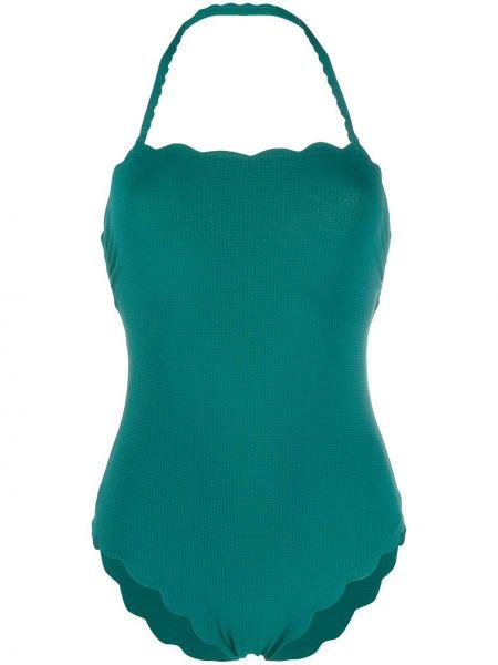 Пляжный купальник - зеленый Marysia