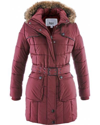 Красная зимняя куртка Bonprix