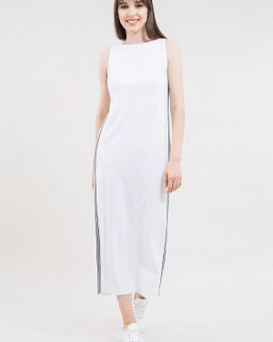 Белое платье Maxa
