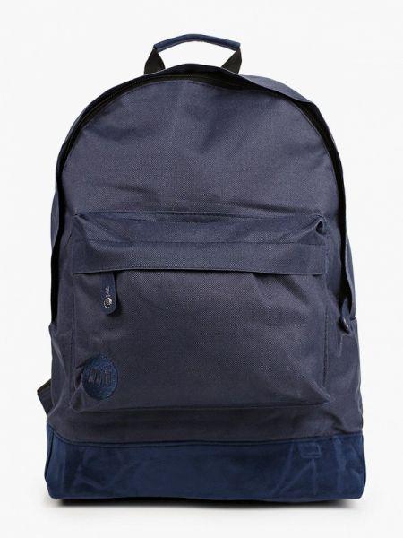 Рюкзак из полиэстера - синий Mi-pac