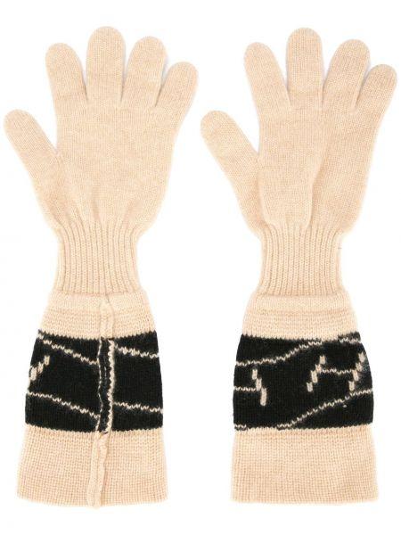 Перчатки винтажные Hermès Pre-owned