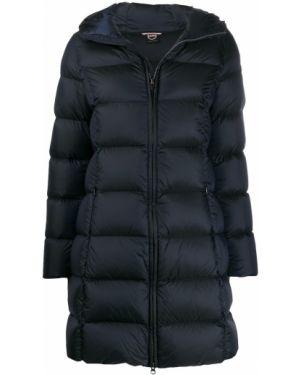 Синий длинное пальто Colmar
