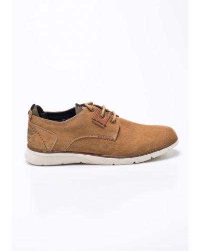 Коричневые туфли Wrangler