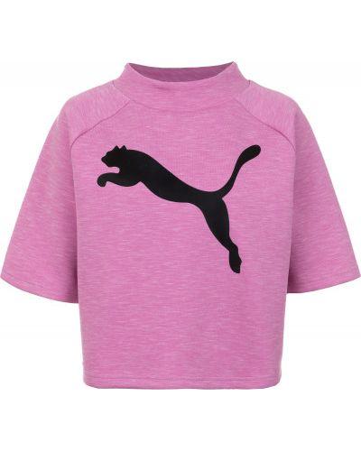 Джемпер с капюшоном свободного кроя Puma