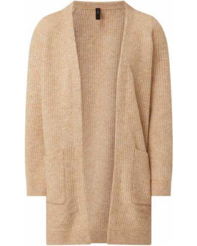 Beżowy sweter bez zapięcia Y.a.s
