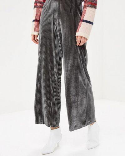 Серые брюки повседневные Compania Fantastica