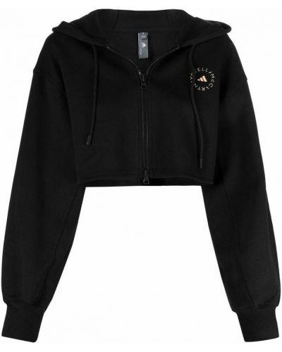 Czarny sweter Adidas By Stella Mccartney