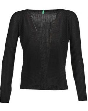 Czarna bluzka Benetton