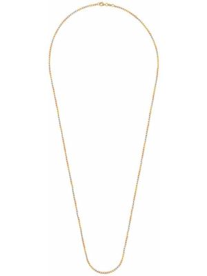 Золотистое желтое ожерелье Carolina Bucci