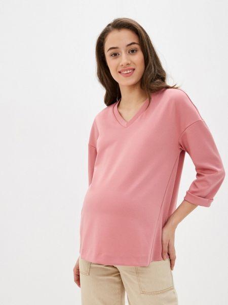 Пуловер - розовый Budumamoy