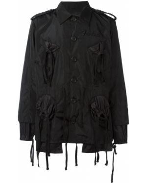 Куртка из полиэстера - черная Ktz