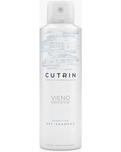 Сухой шампунь для волос прозрачный Cutrin