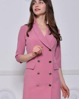 Летнее платье двубортное платье-пиджак Nikol