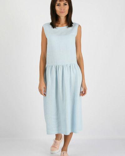 Платье миди осеннее Morandi