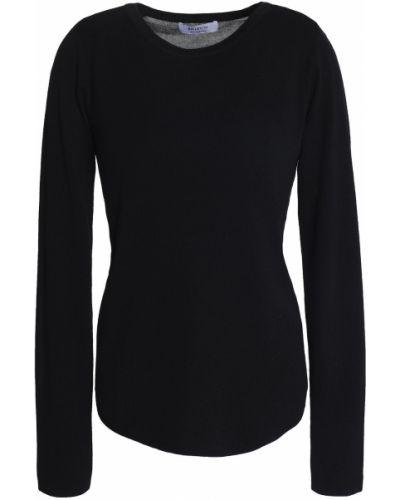 Czarna koszulka z długimi rękawami Bailey 44