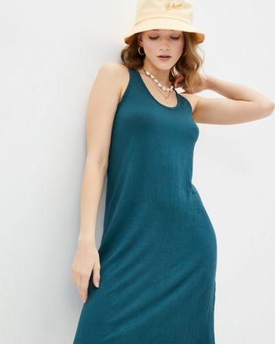 Бирюзовое платье Brunotti